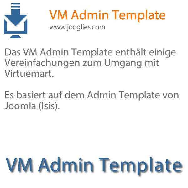 VM Admin Template