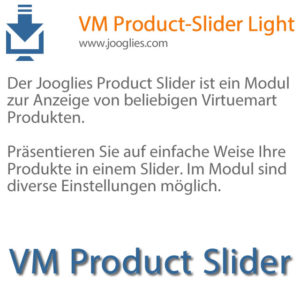 Virtuemart Product Slider - Light