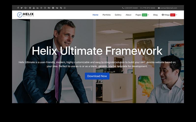 Helix Ultimate - Helix Ultimate Framework