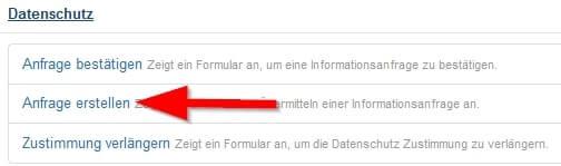 Joomla DSGVO - Ratgeber und Anleitung. Modul für Anfrageformular.